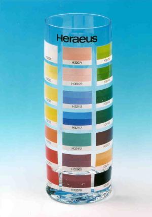 Декольные краски HERAEUS
