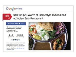 Google запустит сервис коллективных скидок