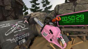 В октябре игра виртуальной реальности от Husqvarna окрасится в розовые тона