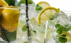 Сезон прохладительных напитков