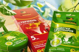 """Soldis Сommunications разработал единую дизайн-концепцию для новых продуктов бренда """"Gardex"""""""