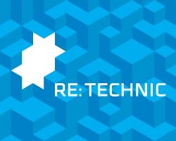 Фирменный стиль для Re:technic