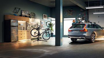 Навстречу жизни вместе с новым Volvo V90 Cross Country
