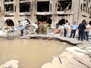 В результате теракта в Багдаде пострадал офис Russia Today