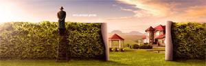 Студией «Sitio» запущен сайт для агентства недвижимости «Белые ветры»