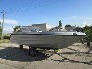 Лодки и катера из стеклопластика в Приморско-Ахтарске востребованы: оцените возможности универсальной модели «Касатка PRO 6.50» из популярной серии «Касатка»