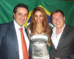 Бразильская певица Gabriella будет сотрудничать с агентством «Звезды и Брэнды»