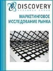 Анализ рынка геосинтетики (геотекстиль, геотекстильные изделия, геобарьеры, геокомпозиты) в России