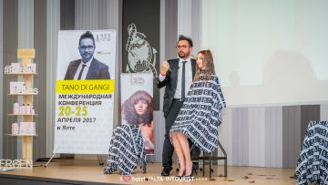 Главное событие года для стилистов и парикмахеров состоялось в отеле «Ялта-Интурист»!