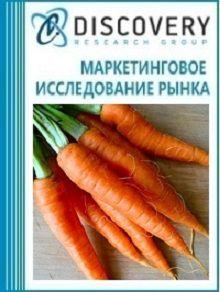 Анализ рынка моркови в России