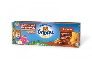 """""""Медвежонок Барни"""" вышел в новогодней упаковке"""