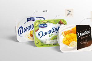 Дизайн упаковки «Даниссимо» для компании Danone вновь разработан агентством Wellhead