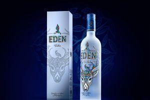 Компания APU запускает новый водочный бренд EDEN
