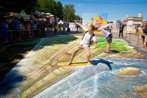Вкусное лето от Lay's® в самом разгаре:  установлен новый рекорд России