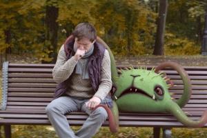 «Не дайте кашлю разыграться» – новая реклама АЦЦ от Contrapunto