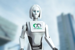 Девушка-робот KIKI покоряет рекламный рынок