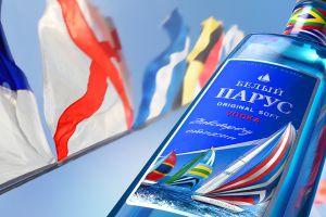 Брендинговое агентство Wellhead разработало дизайн лимитированной серии водки «Белый Парус» для ОАО ЛВЗ  «Глазовский»
