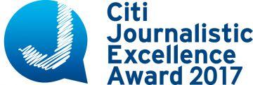Объявлены итоги международной премии Citi Journalistic Excellence Award 2017