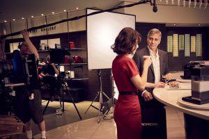 Новая сага Nespresso: Противостояние Джорджа Клуни и Иэна МакШейна
