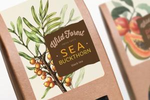 Брендинговое агентство Wellhead разработало дизайн упаковки для Русской Чайной Компании