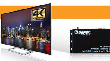 Новое в мире Ultra HD. Приемники и передатчики видео Gefen