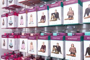 Брендинговое агентство Wellhead и компания НИКАМЕД представляют комплексный проект для бренда VENOTEKS