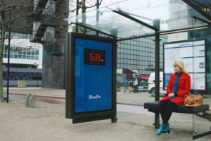 В столичных парках появятся скамейки-весы