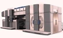 """Внедрение в эксплуатацию новой флексопечатной машины европейского производства """"Soma MIDI II"""""""