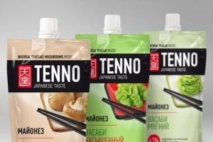 Компания iQonic провела редизайн упаковки майонеза «TENNO» по заказу компании «FORTfood»