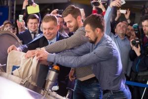 «Степан Разин» стал официальным партнером ФК «Зенит»
