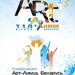 """Полиграфия для международной конференции """"Арт-Лимуд"""" от дизайн студии Натальи-Богорад"""