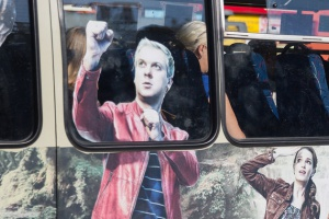 Подмосковная «Мострансавто» сама продаст рекламу на автобусах
