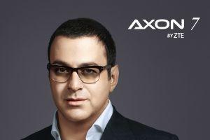 Гарик Мартиросян станет лицом рекламной кампании смартфона ZTEAxon 7