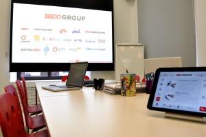 Компания ЛайтНэт завершила проект  по построению  мультимедийной инфраструктуры для переговорных комнат компании BBDO