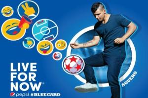 Футбольная команда Pepsi® 2016 вводит в игру «Синюю карточку»