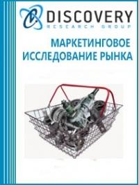 Анализ рынка интернет-торговли автомобильными запчастями в России (включая прогноз до 2019 г.)