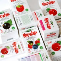 «Киселёша» — вкусный ягодный кисель! Дизайн упаковки и нейминг от Muhina Design
