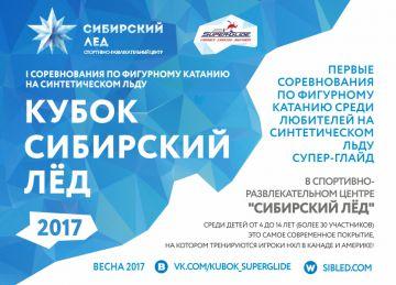 Первые в России соревнования на синтетическом льду