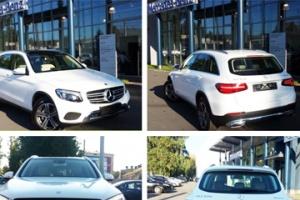 Новый Mercedes Benz GLC доступен в Москве и Санкт-Петербурге