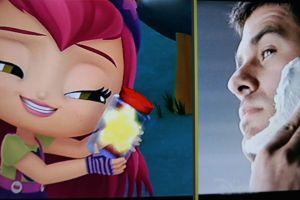Мультфильмы могут разрешить прерывать показом рекламы