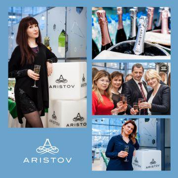 В Краснодаре состоялось открытие ТЦ Amway при поддержке ARISTOV