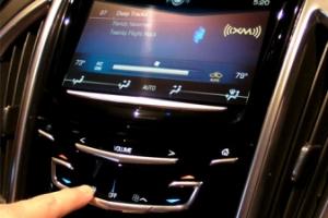 Мультимедийная система моделей Cadillac будет показывать рекламу