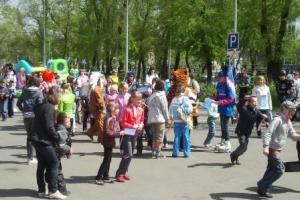 Всеобщие игры в Новокузнецке