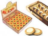 Мягкое печенье с логотипом