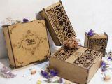 Подарочные коробки из MDF под чай, кофе, конфеты, шоколад