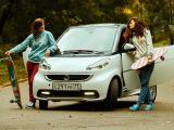 DOT разработал имиджевые видео для автомобиля Smart