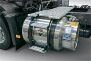 Начинаются продажи грузовых автомобилей Volvo FM c метан-дизельным двигателем