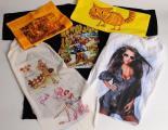 Печать фото на футболках текстильными красками
