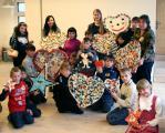 Бренд R.O.C.S. и галерея ARTPLAY провели благотворительное мероприятие для воспитанников детского дома «Надежда»