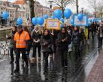 Молодёжь в 40 странах выступила за права человека